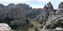 aEl Paraje Natural de El Torcal