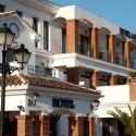 Hotel Los Dolmenes Exterior