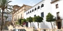aEl museo de la Ciudad de Antequera