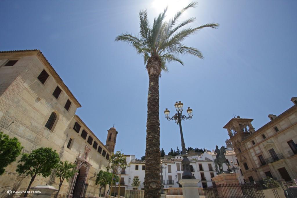 Plaza del Coso Viejo de Antequera