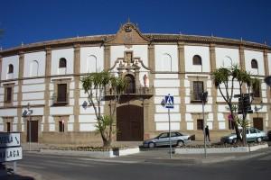 Exterior Plaza de toros