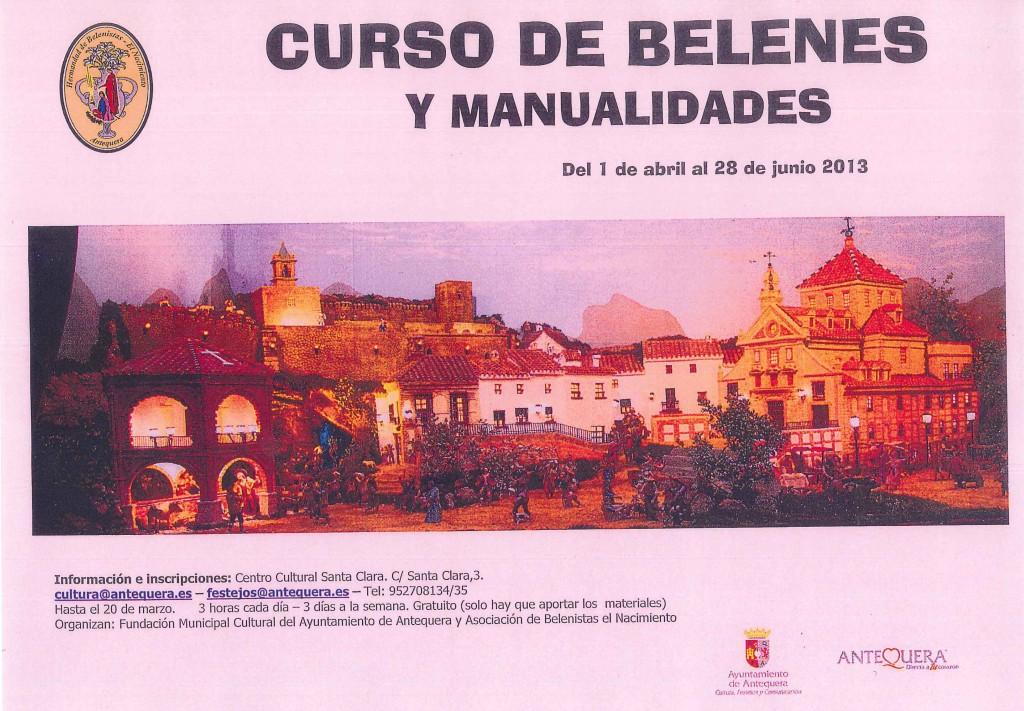 Curso de belenes y manualidades del 1 de abril al 28 de - Curso manualidades madrid ...