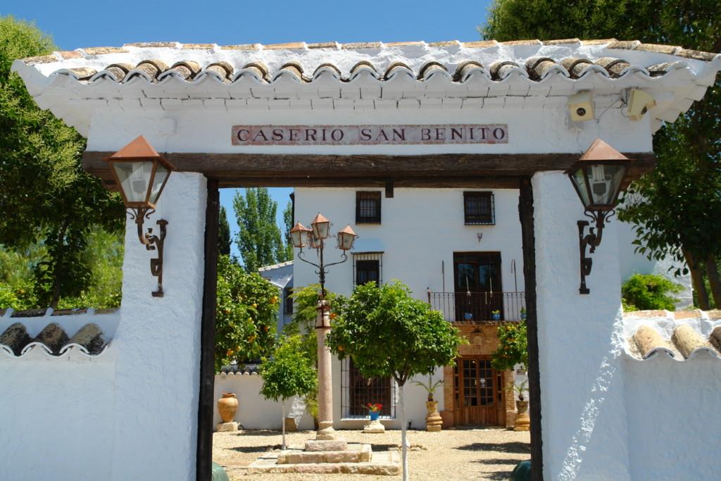Fotografía Restaurante Caserío San Benito