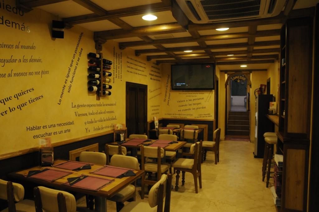 Fotografía Mesón Casa Diego (Copy)