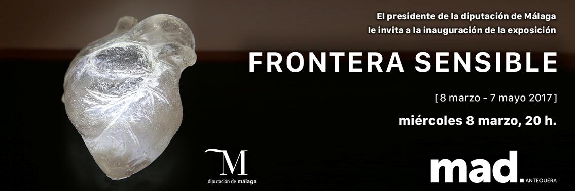 FRONTERA SENSIBLE-EXPOSICION MAD