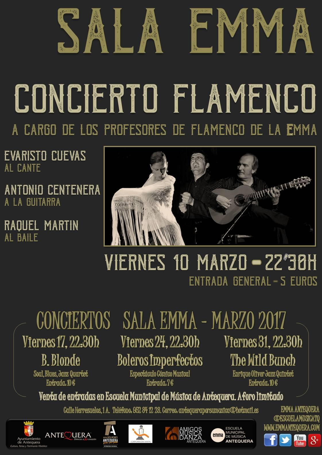 flamenco marzo