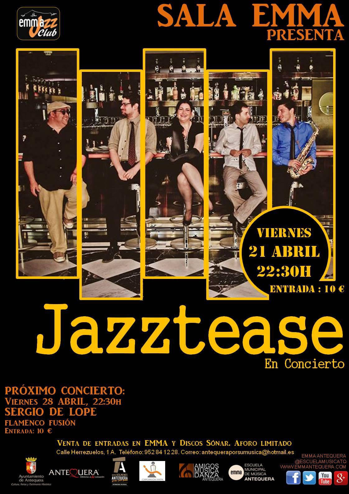 jazztease