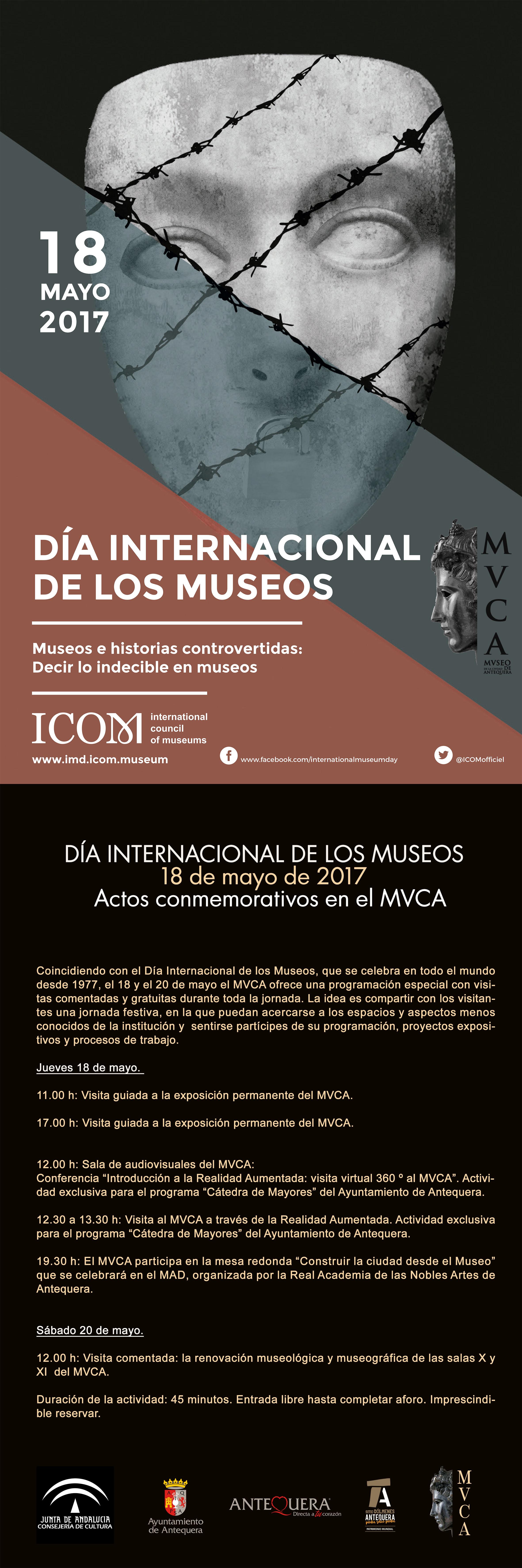 Día Internacional de los Museos 18 de Mayo_MVCA