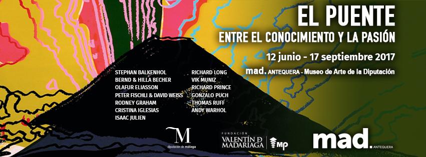 MAD Antequera - El puente. Entre el conocimiento y la pasión. Definitivo