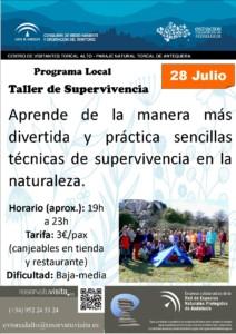 P. Local Taller Supervivencia 2017_Torcal