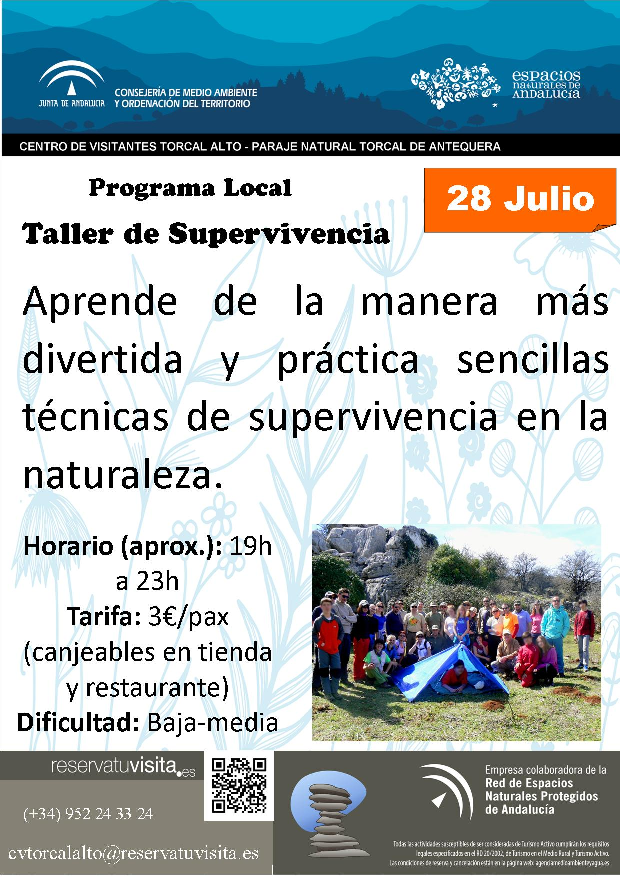 P. Local Taller Supervivencia 2017_Torcal