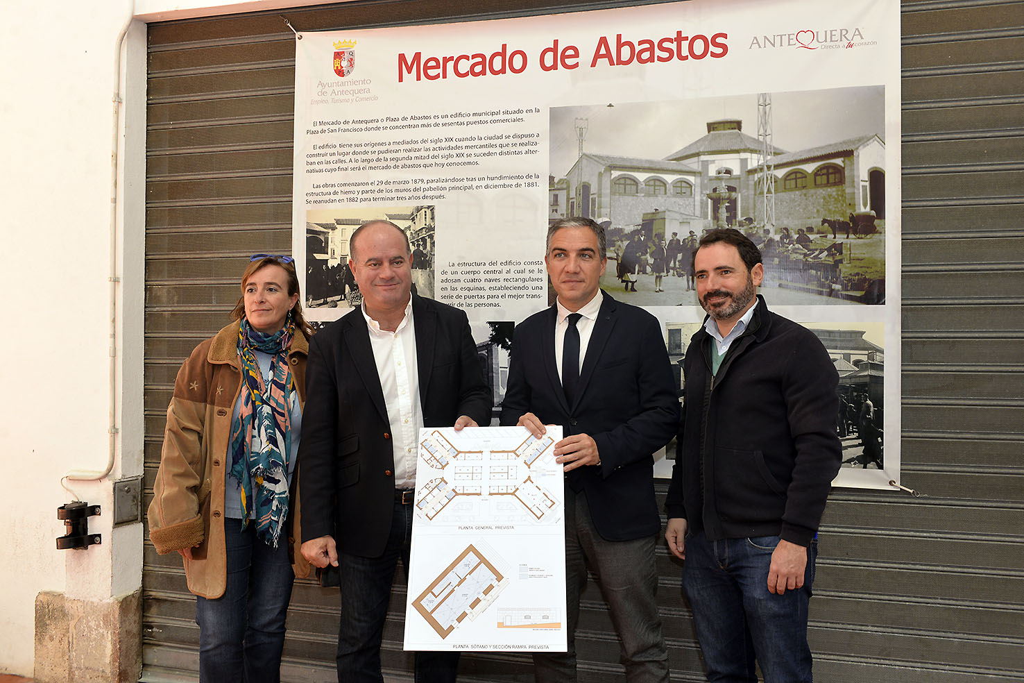 Ayuntamiento y Diputación invertirán casi 120.000 euros en una nueva ...